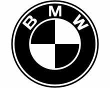 векторный логотип bmw