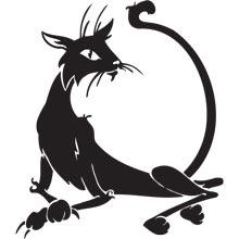 Бесплатно векторный клипарт кошки