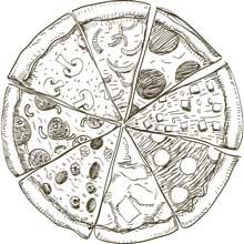 фото пиццы скачать